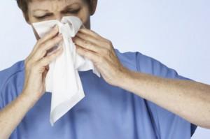 """""""Seasonal allergies"""""""