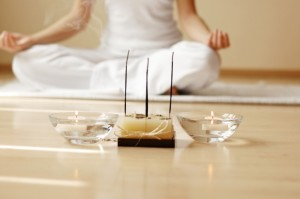 """""""Meditation-with-candles"""""""