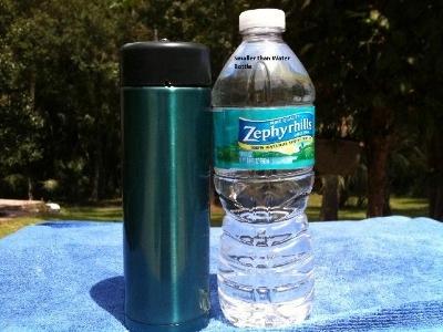 Frigido - Smaller than a Water Bottle
