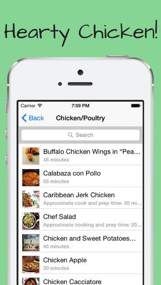 Caveman Paleo Primal Recipes chicken recipes