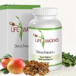 Life Works 24/7 detox formula