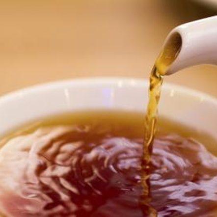 l-theanine in tea