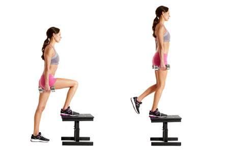 Step-up Jump