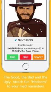 moticon on CeyHello app