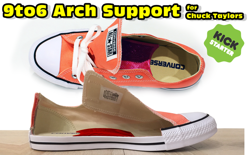 9to6 Arch Support
