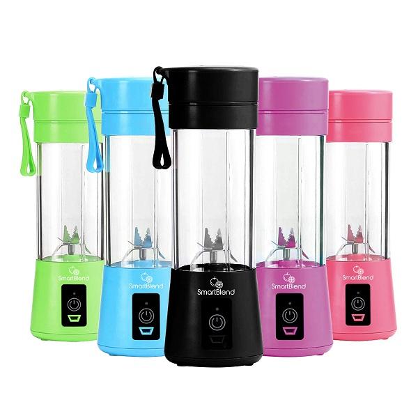 SmartBlend Portable Blender attractive colours